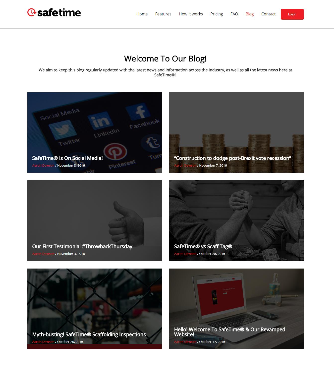 SafeTime®-blog