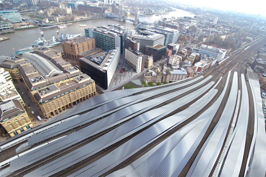 London Bridge Station Redevelopment Project