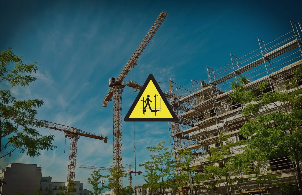 Scaffold Inspectors Caught Faking Safety Certificates