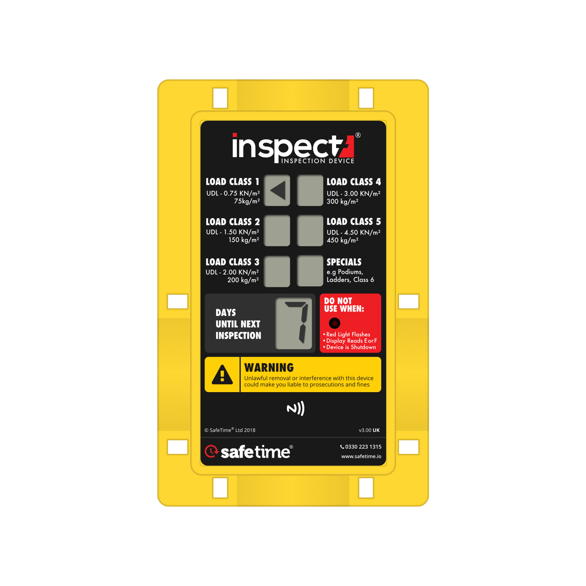 Inspect7 Devices (Box of 10)