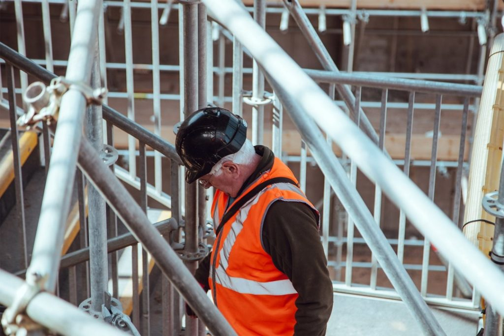 How often does a scaffold need to be inspected?