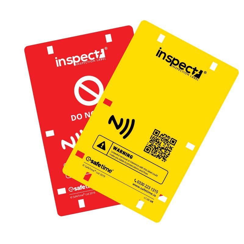 Inspect7 Labels (Pack of 30)