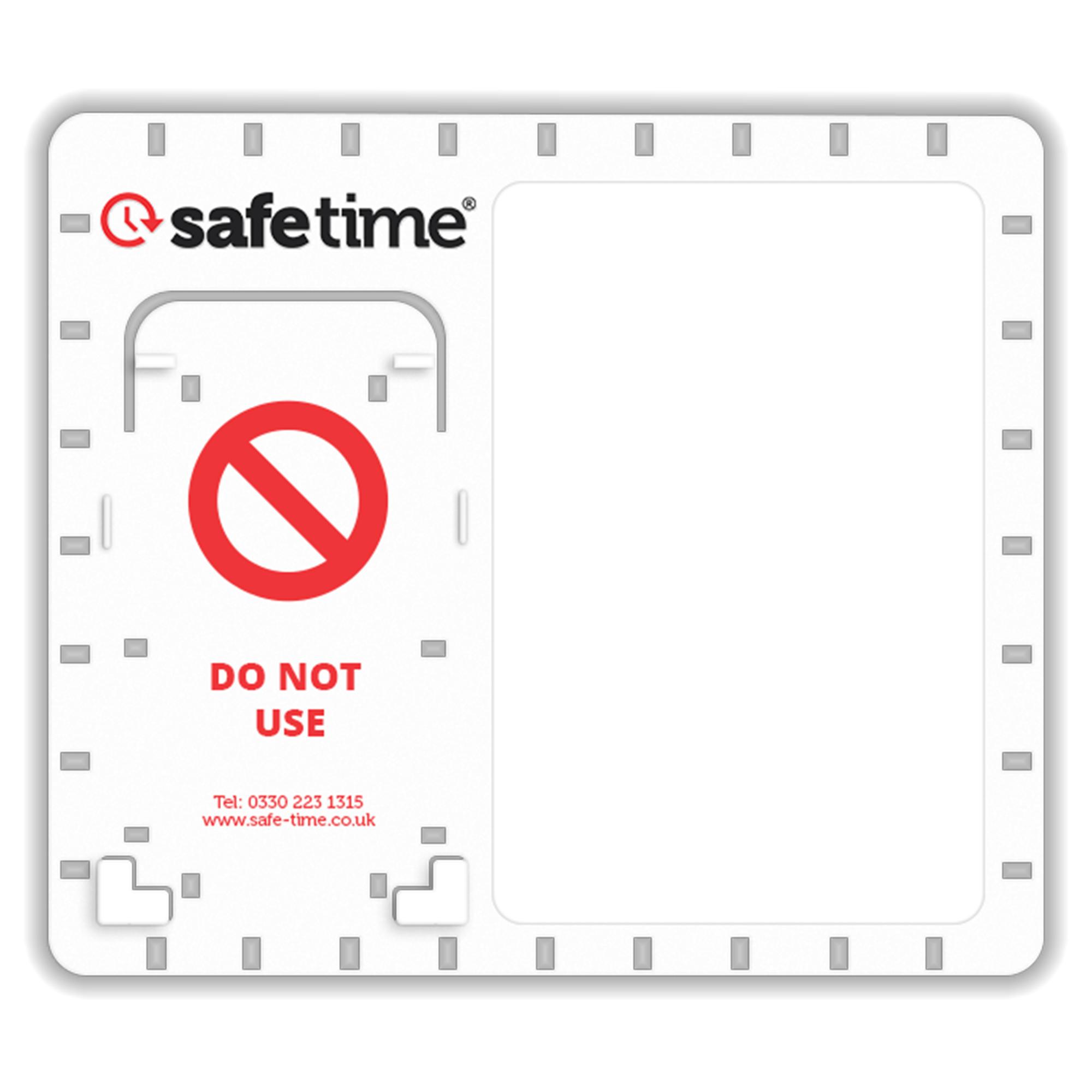 Clik-it Backplate (Box of 10)