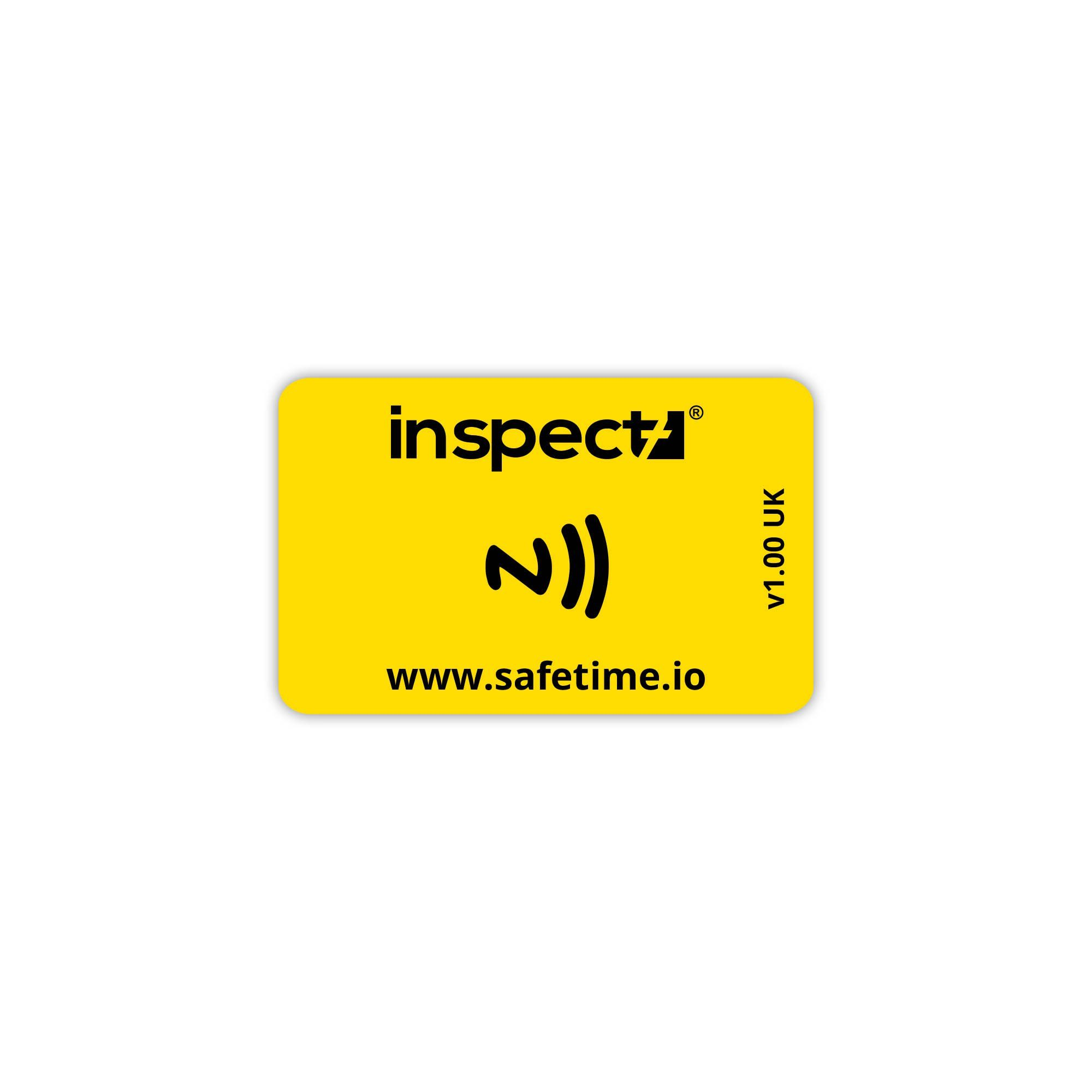 Inspect7 Stickers (Pack of 10)